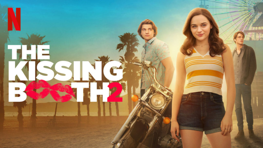 Joey King Announces The Kissing Booth 2 Release Date