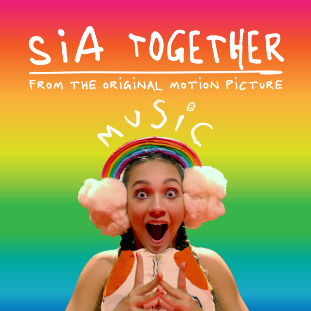 """Maddie Ziegler Stars in Sia's New Music Video """"Together"""""""