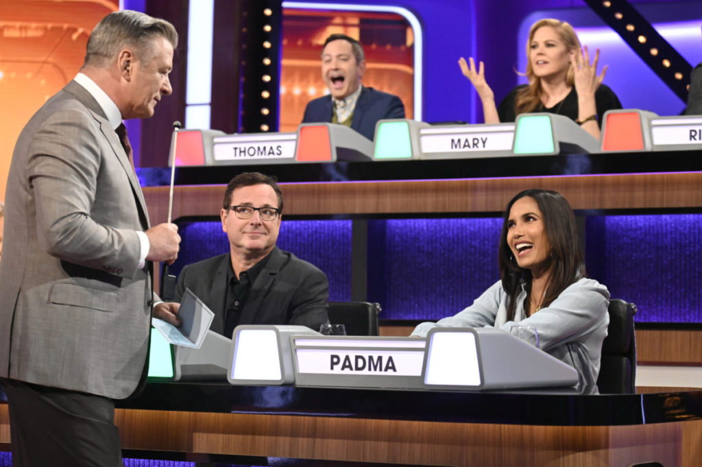 Bob Saget and Padma Lakshmi to Appear on ABC's 'Match Game'