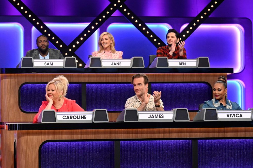 celebrity panelists the match game for june 7th