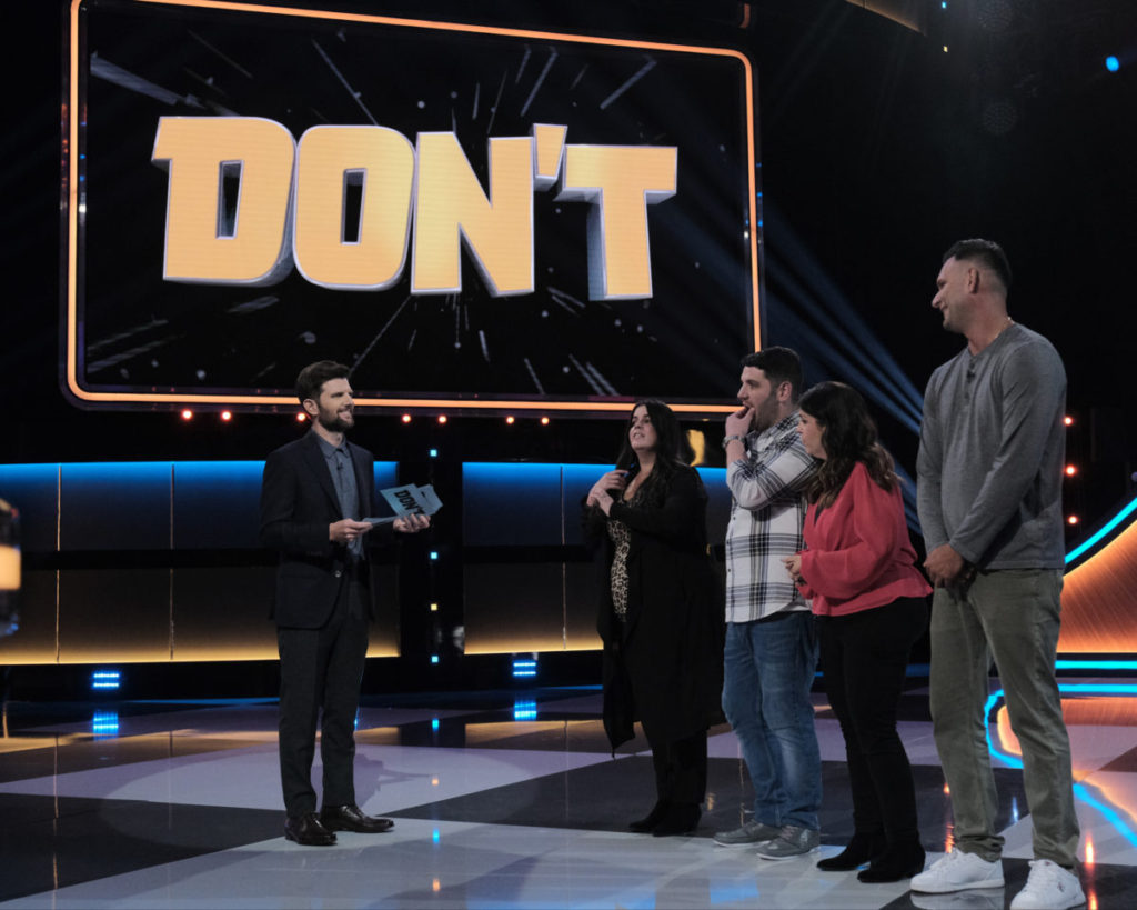'Don't' Produced by Ryan Reynolds & Hosted by Adam Scott Premieres on ABC Tonight