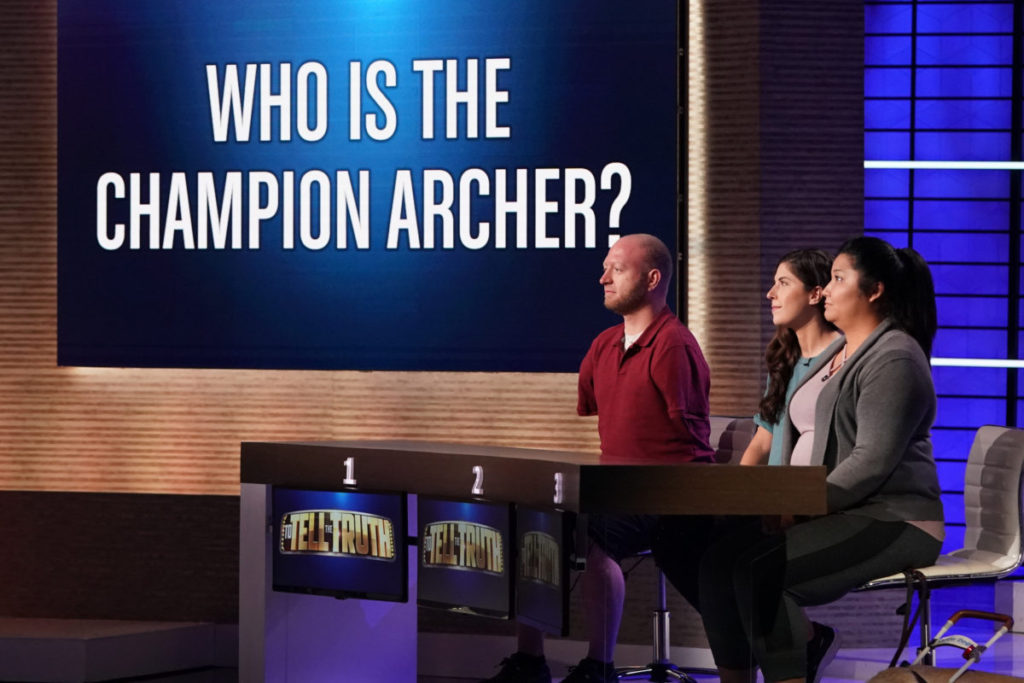 Champion Archer from To Tell the Truth