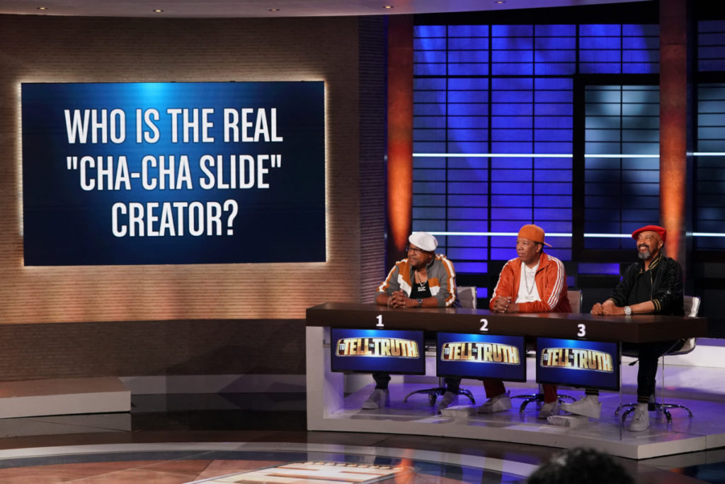 Cha-Cha Slide Creator on To Tell the Truth
