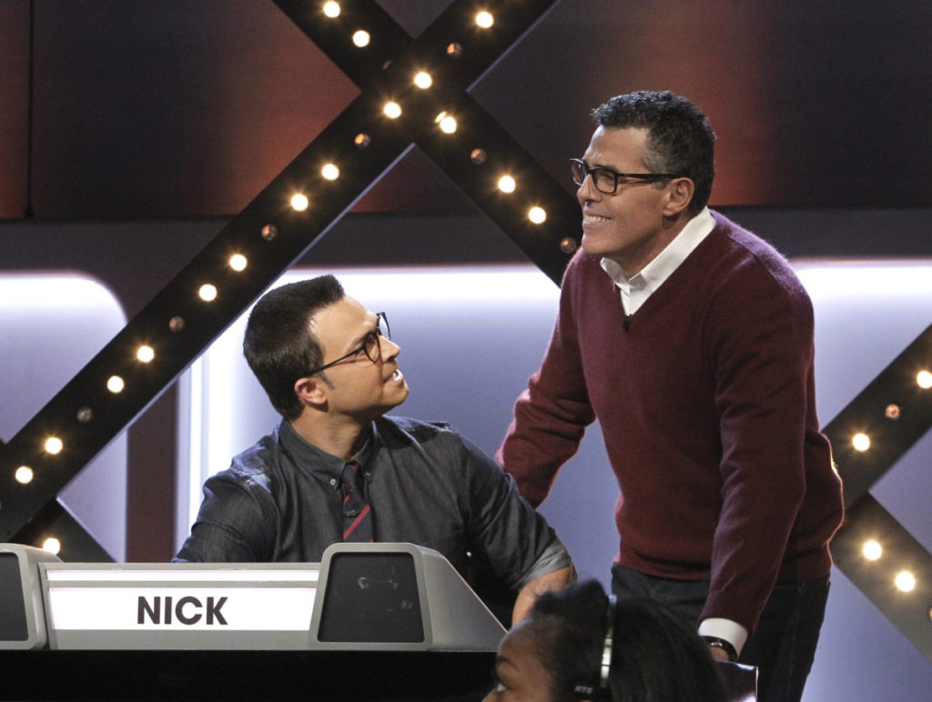 Nick Swisher and Adam Carolla to Appear on ABC's 'Match Game'