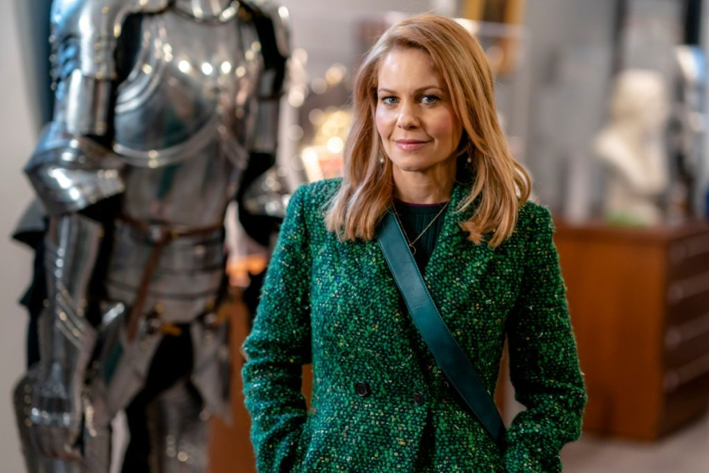 Hallmark Channel Released Their 2020 Christmas Movie Lineup and Candace Cameron Bure Is In It!