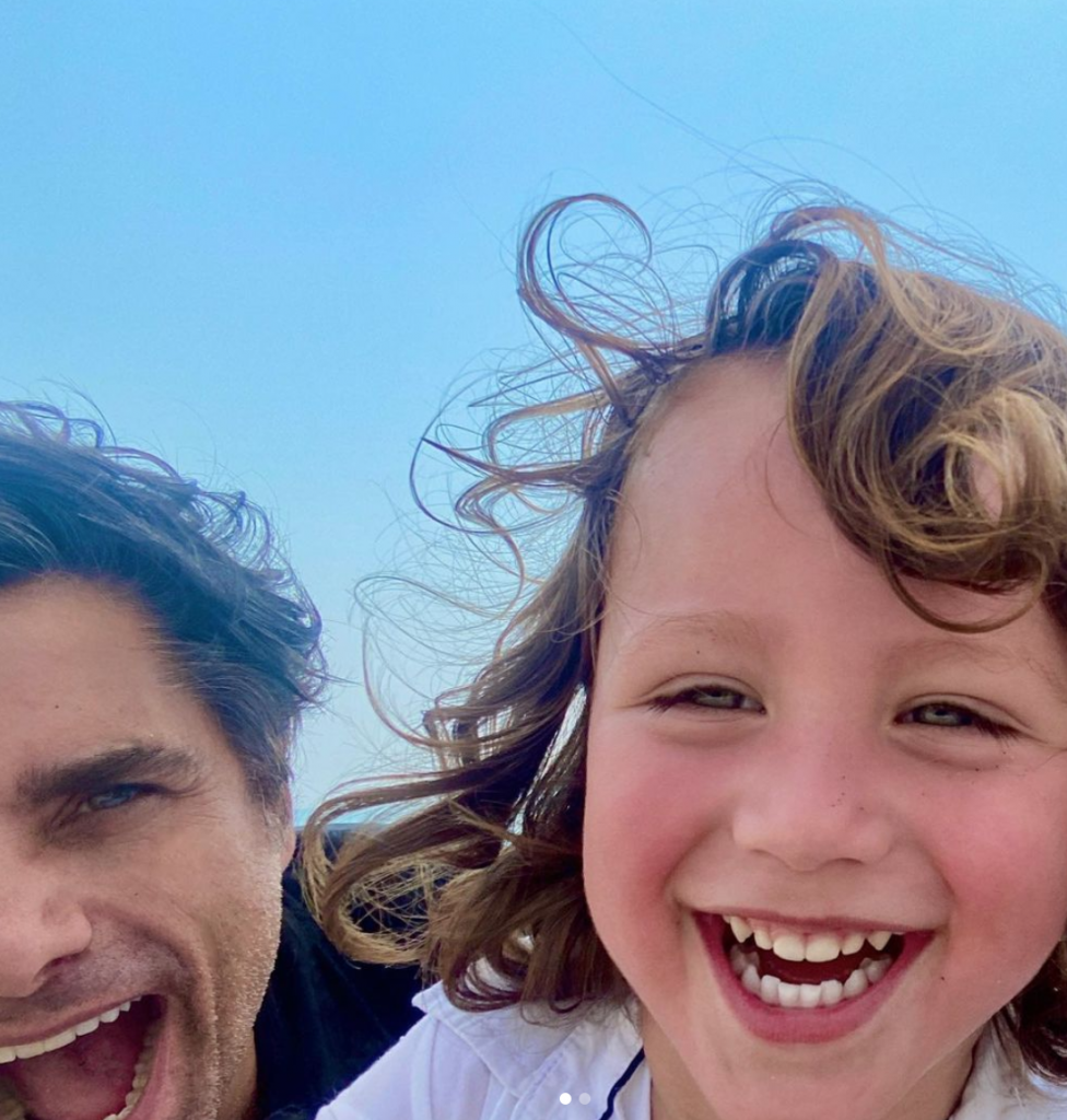A Look Inside John Stamos's Family: Wife, Kids & More!
