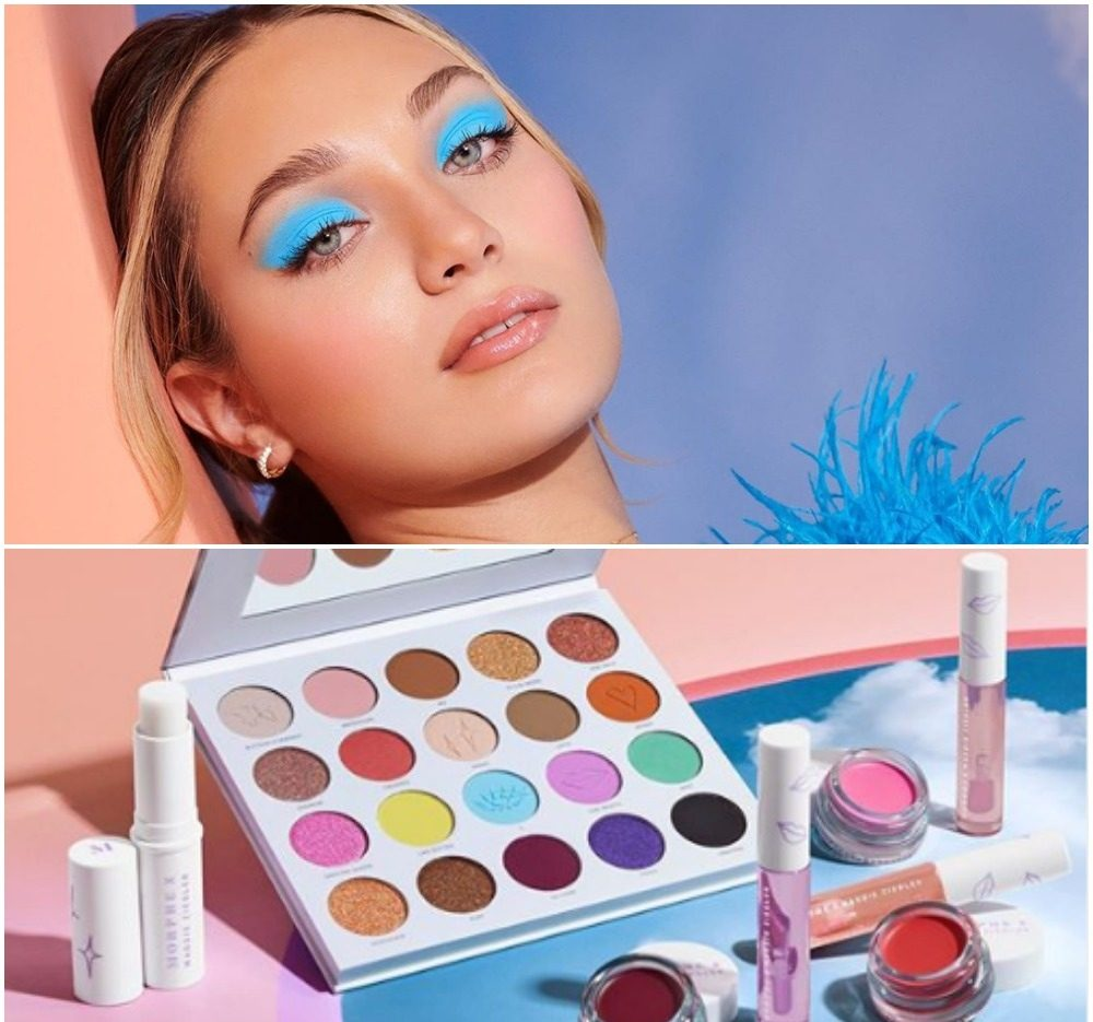 Get Maddie Ziegler's Summer Makeup Featuring Her New Morphe Makeup Collaboration!