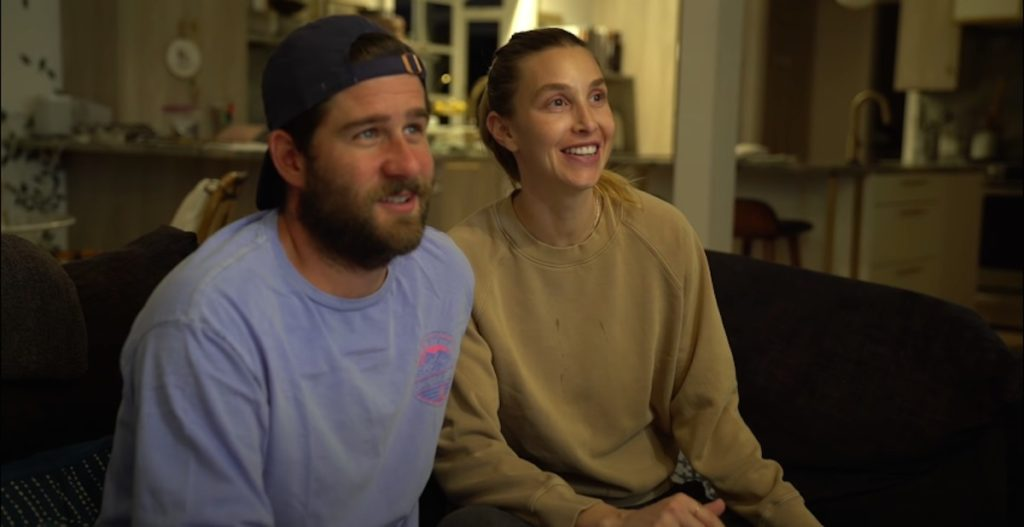 """Whitney Port Rewatches """"The City"""" Episodes with Husband – Video Inside!"""