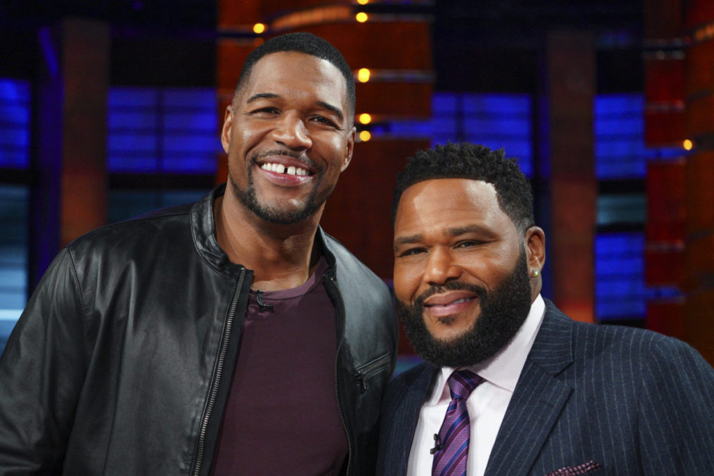 Michael Strahan and Taran Killam to Appear on 'To Tell the Truth' on ABC – See Photos!