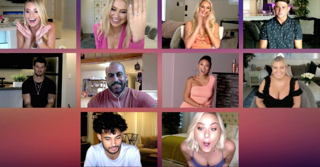 """""""Siesta Key"""" cast reactions to Madisson's engagement"""