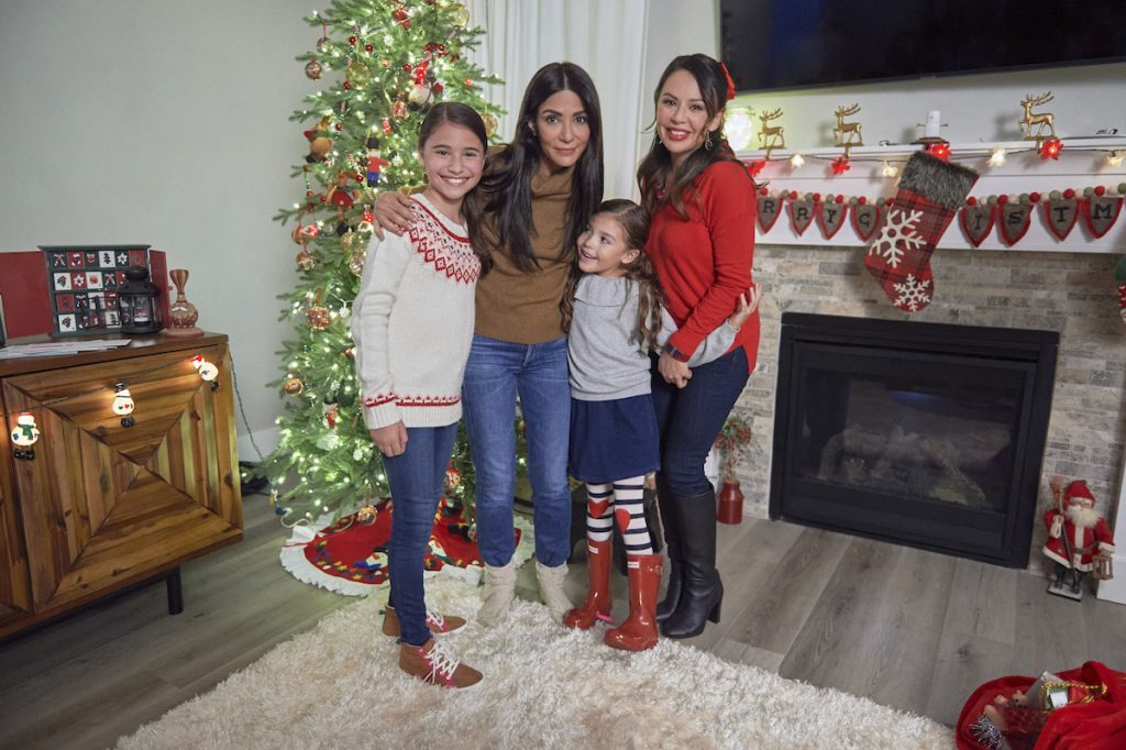 HOLLY & IVY, HALLMARK MOVIES & MYSTERIES CHANNEL