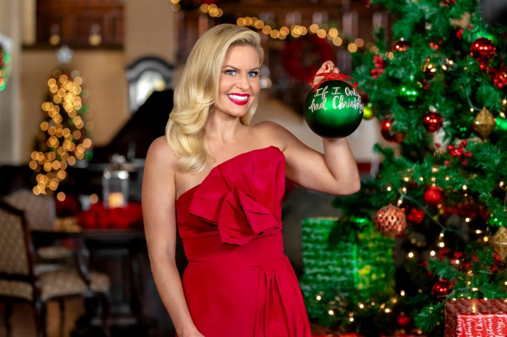 Candace Cameron Bure is Gorgeous in Red Dress for Hallmark Channel Countdown to Christmas Preview Special 2020