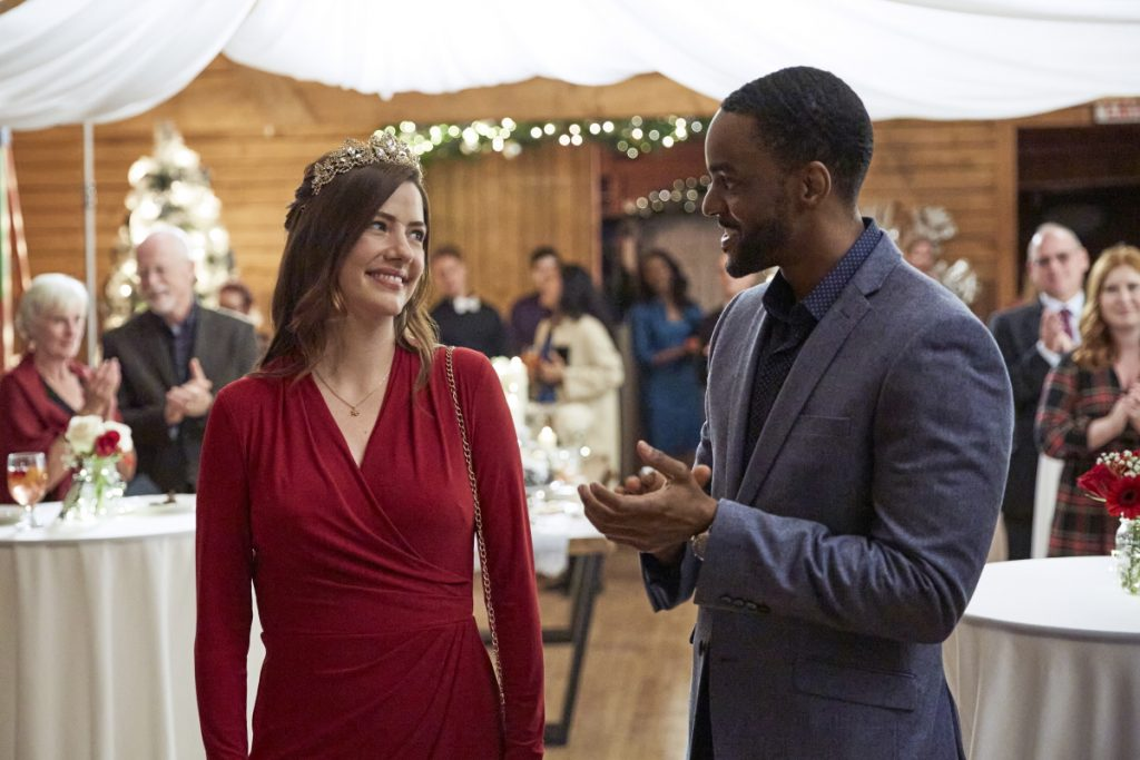 'Jingle Bell Bride': Cast, Preview, & More To Know About the New 2020 Hallmark Movie