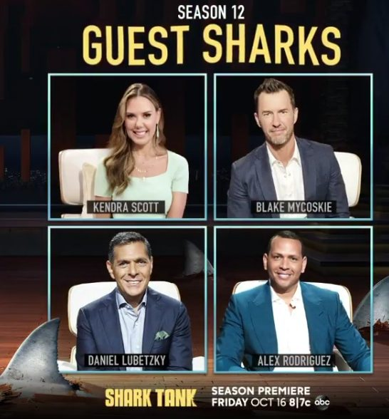 Meet the Guest Sharks on 'Shark Tank' for Season 12 – Blake Mycoskie, Kendra Scott and More