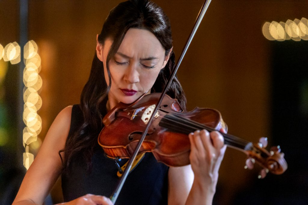 The Christmas Bow: Is Kate a Real Violinist on the Hallmark Movie?