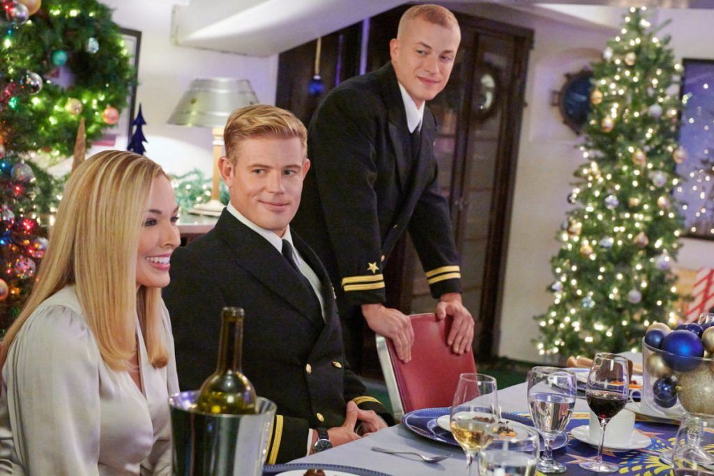 'USS Christmas': Cast, Preview, & More on the New 2020 Hallmark Movie