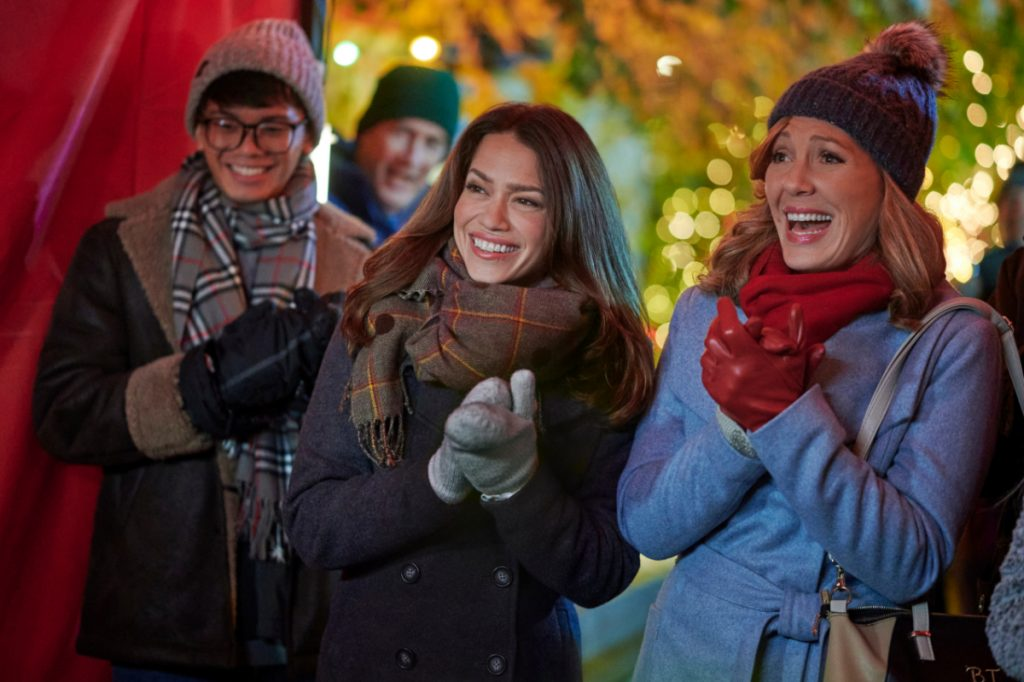 'Five Star Christmas': Cast, Preview, Photos & More on the 2020 Hallmark Movie Starring Bethany Joy Lenz