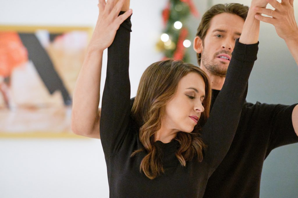 'Christmas Waltz': Cast, Preview, Photos & More on the 2020 Hallmark Movie Starring Lacey Chabert