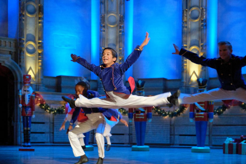 JT Church from DWTS Juniors to Appear in Hallmark's Christmas Waltz as Nicky