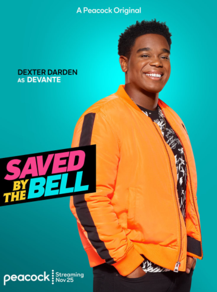 7 Facts about Devante on the Saved by The Bell Reboot