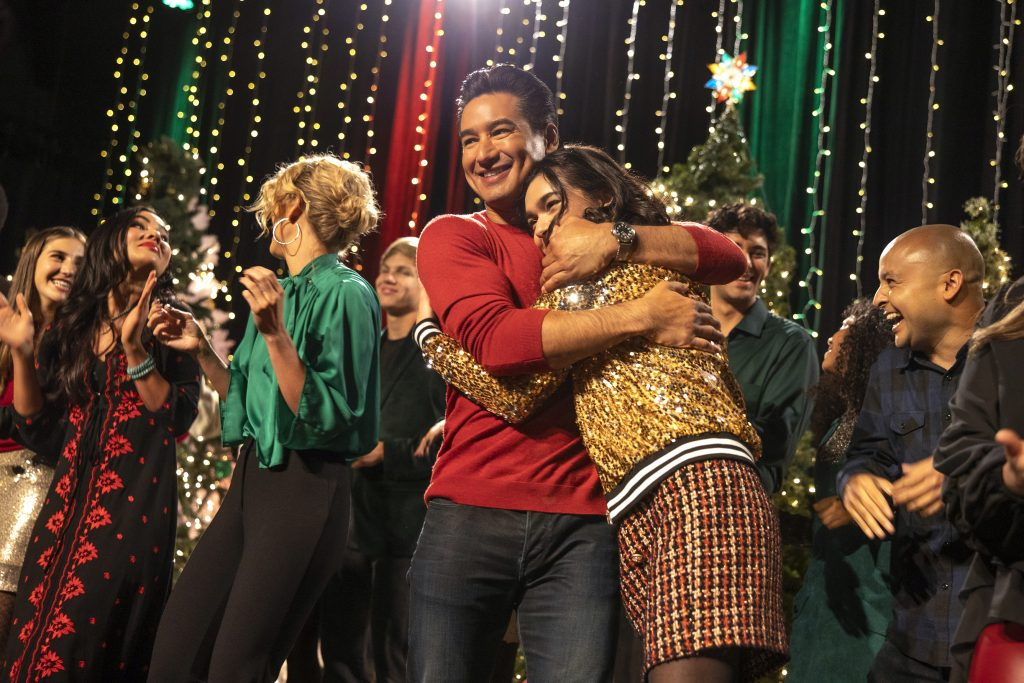 Lifetime's Feliz Navidad Starring Mario Lopez, See Full Cast, Photos & Trailer