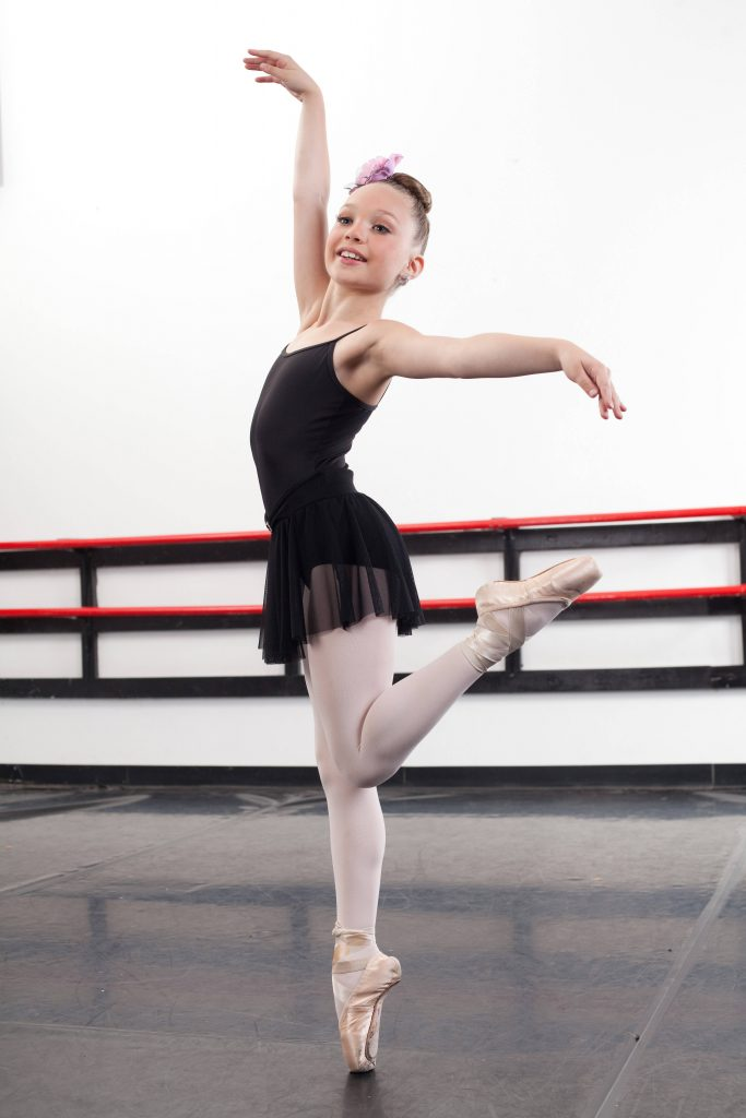 Maddie Ziegler young from Dance Moms