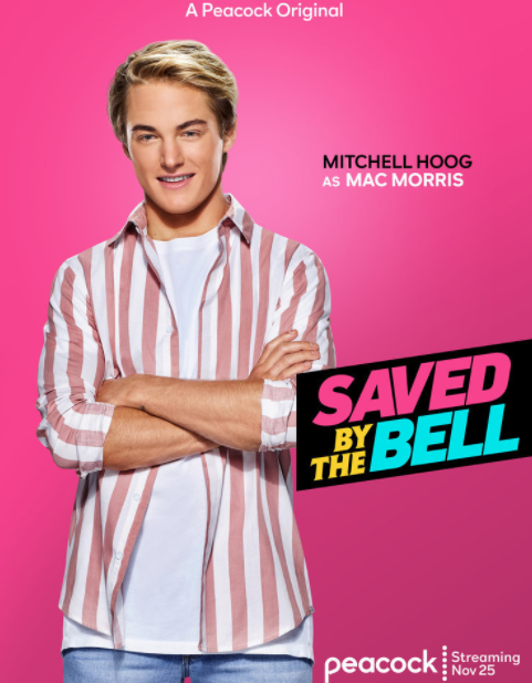 5 Facts About Mitchell Hoog (Mac) from 'Saved by the Bell' Reboot