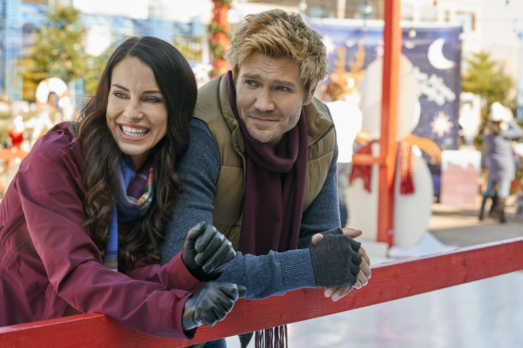 Lifetime's 'Too Close for Christmas' Starring Chad Michael Murray, See Full Cast & Trailer