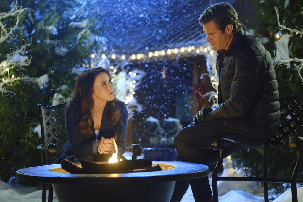 'Time for Us to Come Home for Christmas': Cast, Plot, Preview, & More on the New 2020 Hallmark Movie