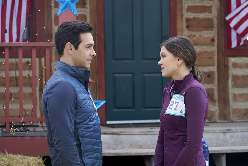 MICHAEL RADY, AIMEE TEEGARDEN, A NEW YEAR'S RESOLUTION, HALLMARK CHANNEL