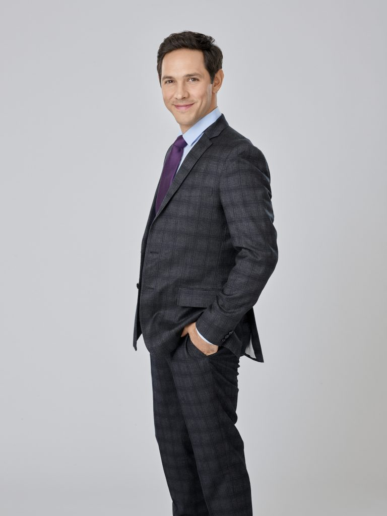 MICHAEL RADY, A NEW YEAR'S RESOLUTION