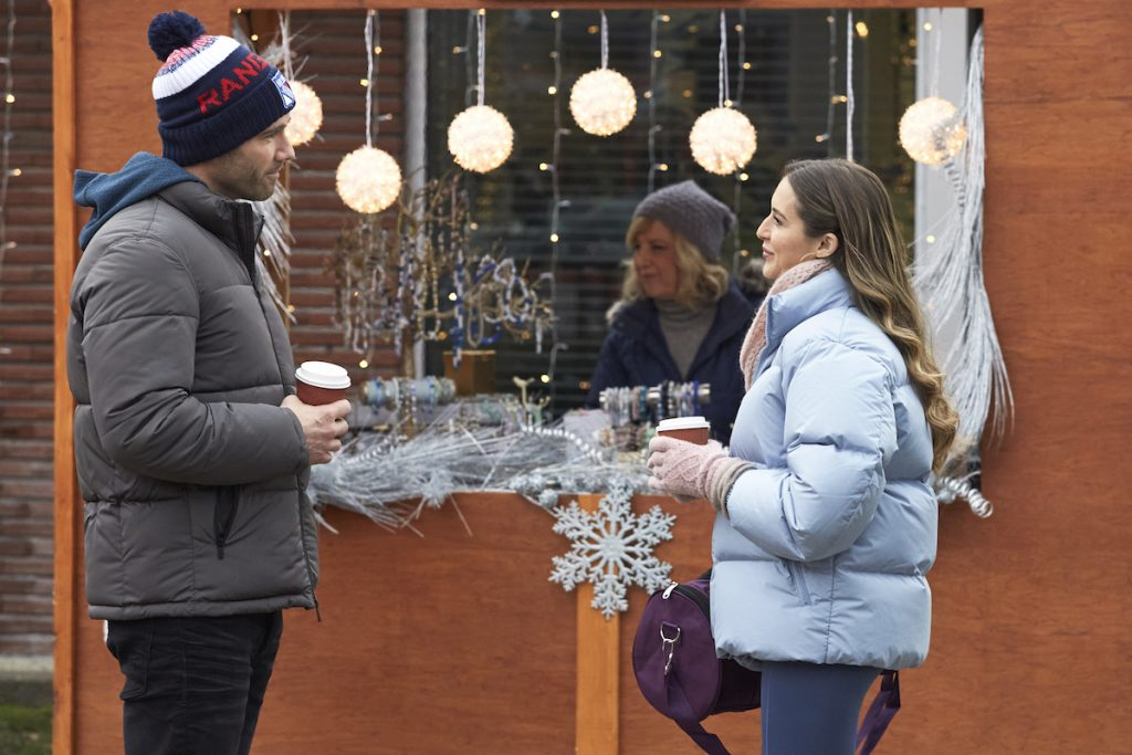 'Taking a Shot at Love': Cast, Plot, Preview, & More on the New 2021 Hallmark Movie