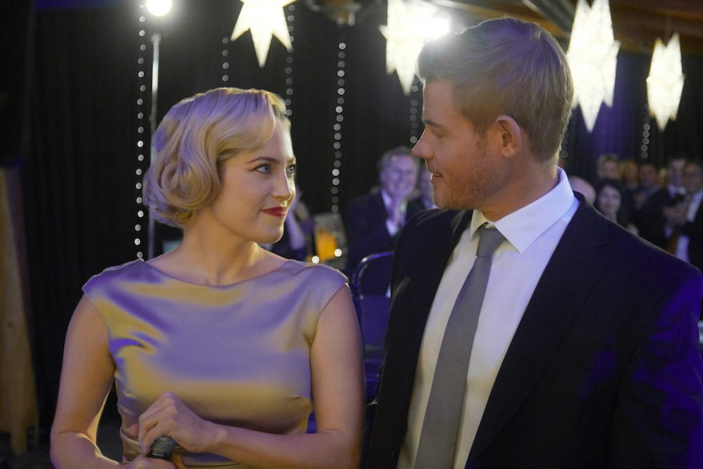 TREVOR DONOVAN, CHARLOTTE SULLIVAN, TWO FOR THE WIN