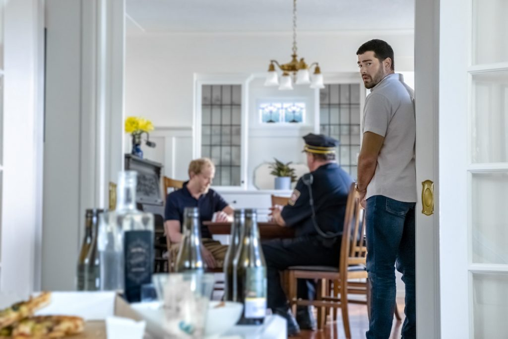 JESSE METCALFE, Ships in the Night A Martha's Vineyard Mystery