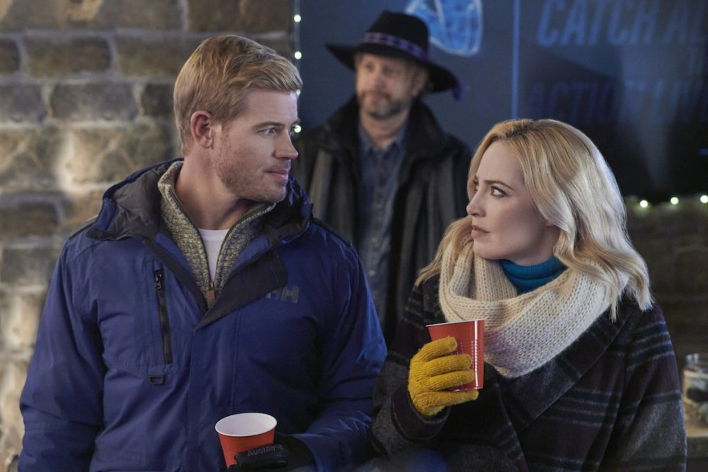 TREVOR DONOVAN, CHARLOTTE SULLIVAN, 'TWO FOR THE WIN'