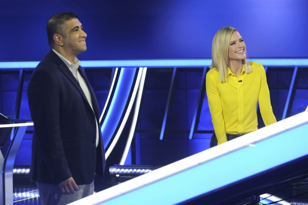 James Holzhauer on The Chase February 25, 2021