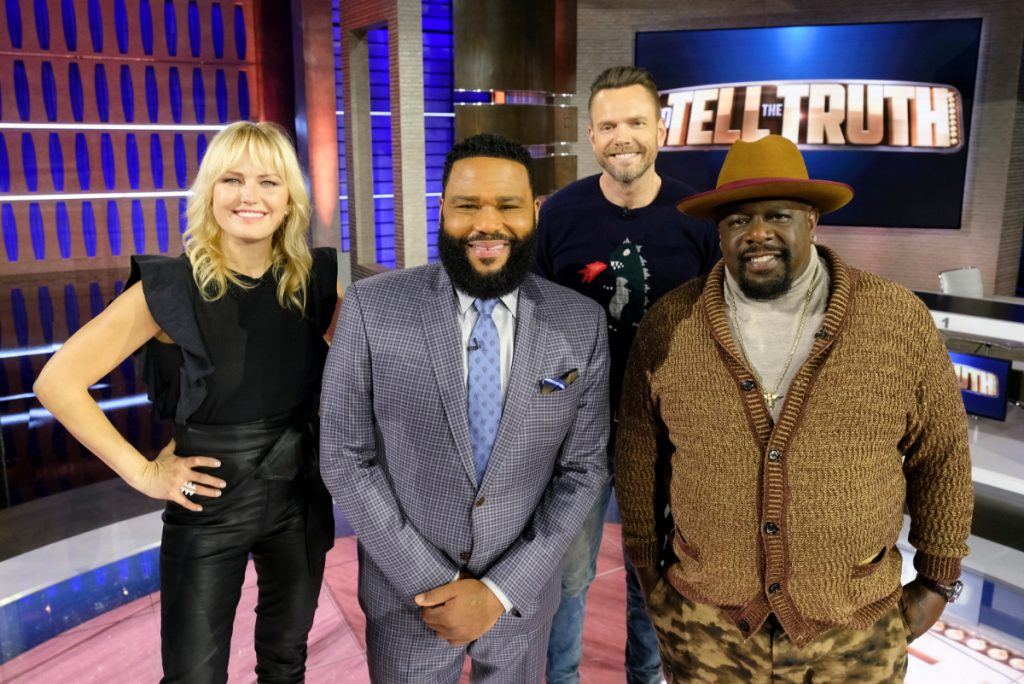 Malin Akerman & Cedric the Entertainer Competing on ABC's To Tell the Truth 2021 – See Photos!