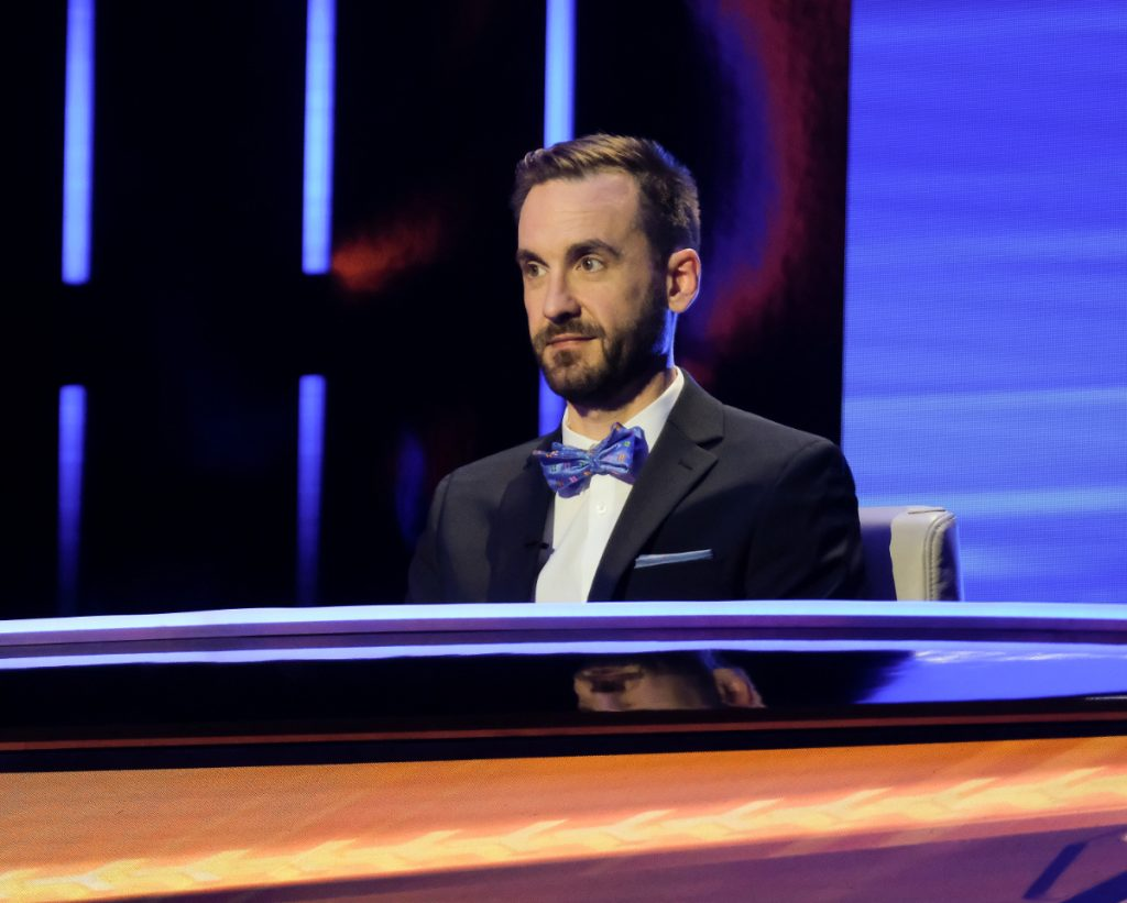 Brad Rutter on The Chase on ABC