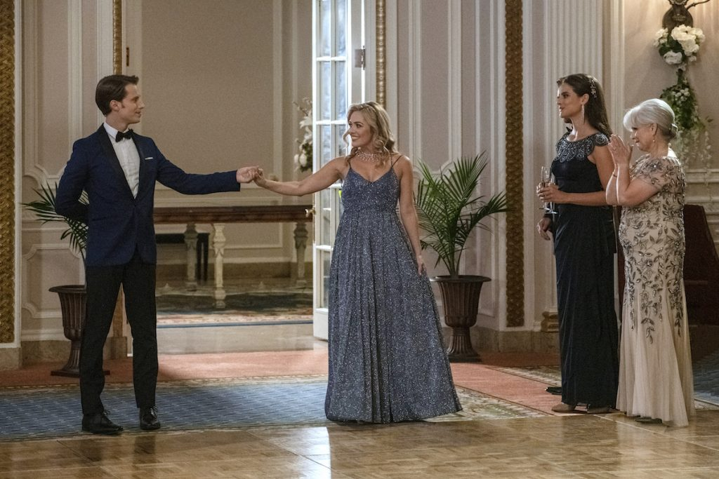 FIT FOR A PRINCE, HALLMARK CHANNEL