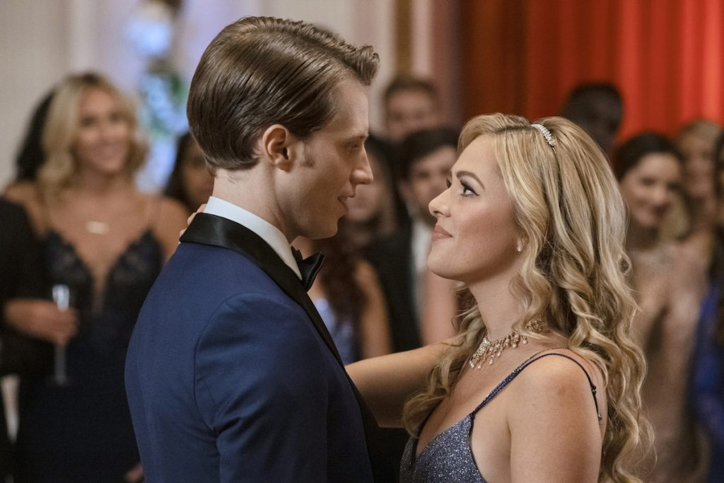 'Fit for a Prince' on Hallmark: Cast, Trailer, & More on New 2021 Movie