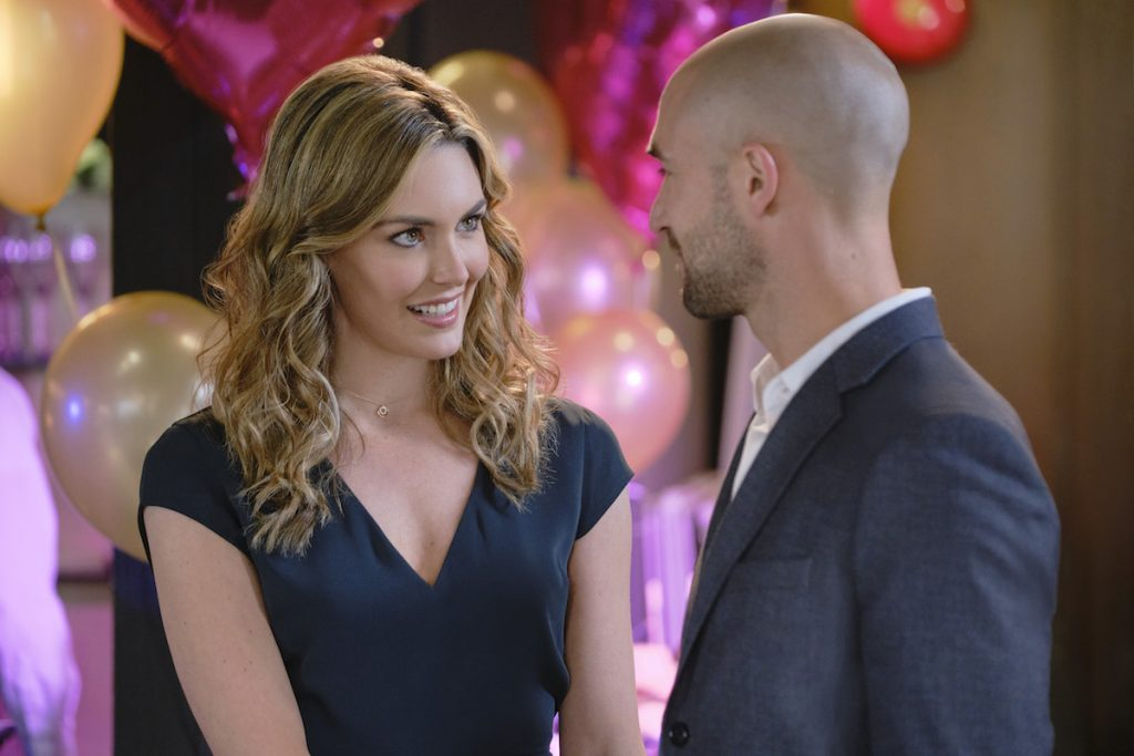 'One Perfect Wedding': Taylor Cole Stars in New 2021 Hallmark Movie