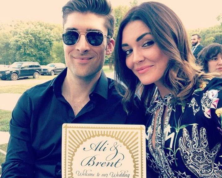 Taylor Cole from Hallmark Movies Got Married to a Producer During Quarantine