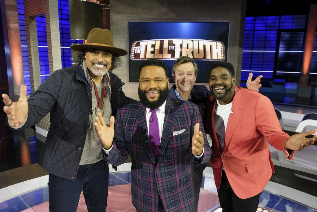 Ron Funches, Tom Lennon and Rick Fox Appear on 'To Tell the Truth'