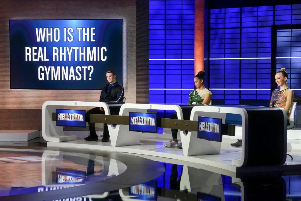 Rhythmic Gymnast on To Tell the Truth