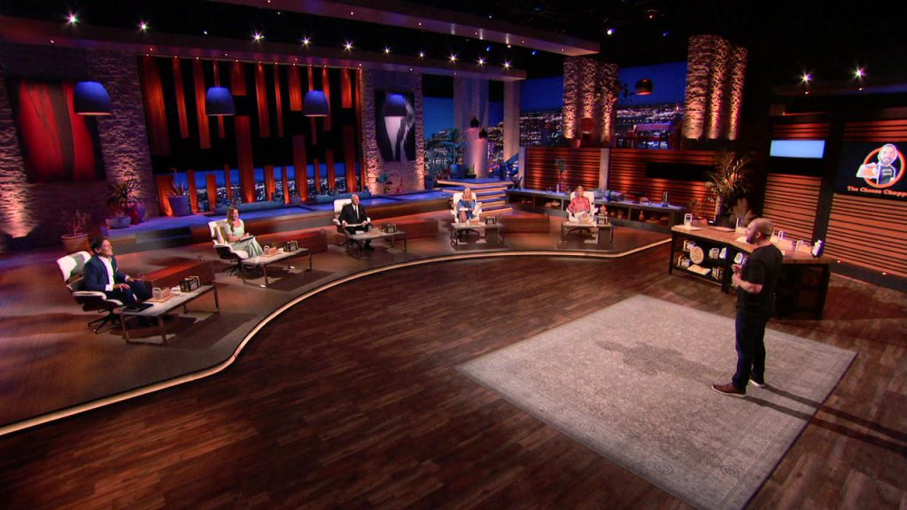 Meet Shark Tank's Hopefuls Tonight: The Cheese Chopper, Fur Zapper, & Matte