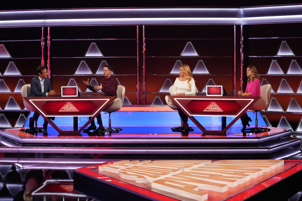 Dr. Oz & Daughter Daphne Face Off on All-New Episode of '$100,000 Pyramid'