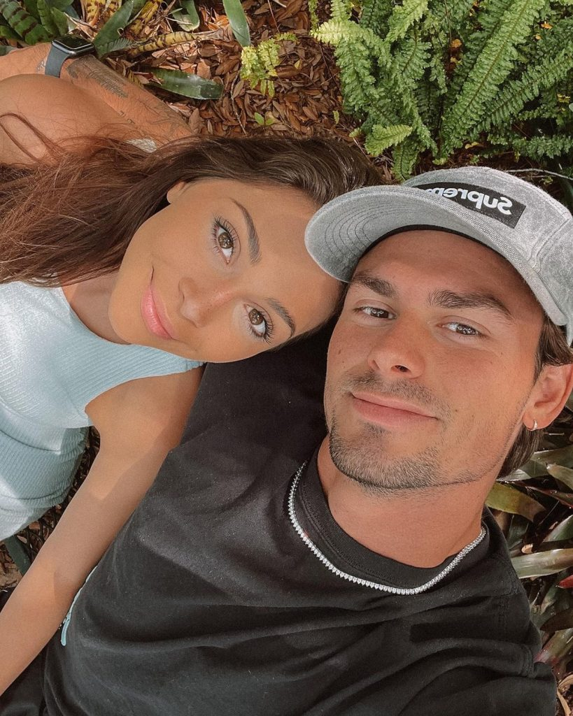 See Garrett Miller from Siesta Key's Relationship Timeline with Girlfriend Makenna