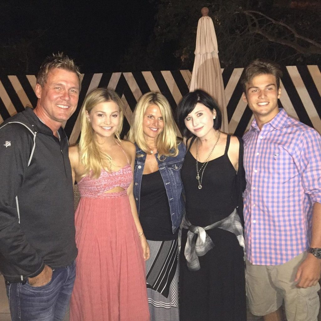 Who are Olivia Holt's Parents and Family?