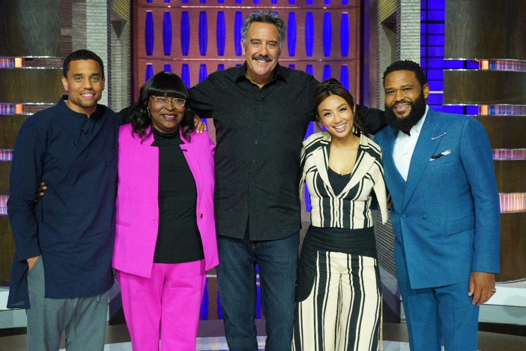 Brad Garrett, Michael Ealy, and Jeannie Mai Appear on 'To Tell the Truth'