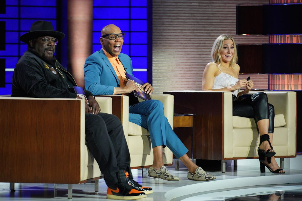 RuPaul, Cedric The Entertainer and Nikki Glaser Appear on 'To Tell the Truth'